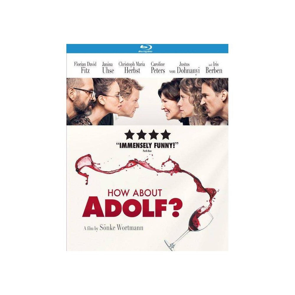 How About Adolf Blu Ray 2020