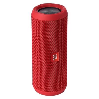 JBL Flip 4 Waterproof Smart Speaker with Google Assistant - Red