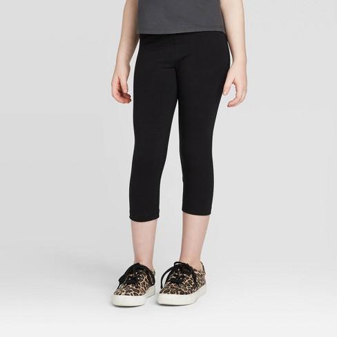 Girls' Capri Leggings - Cat & Jack™ - image 1 of 3