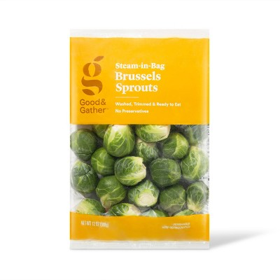 Brussels Sprouts - 12oz - Good & Gather™