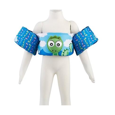 90df8b046 Stearns Puddle Jumper Boys 3D Life Jacket Vests - Blue   Target