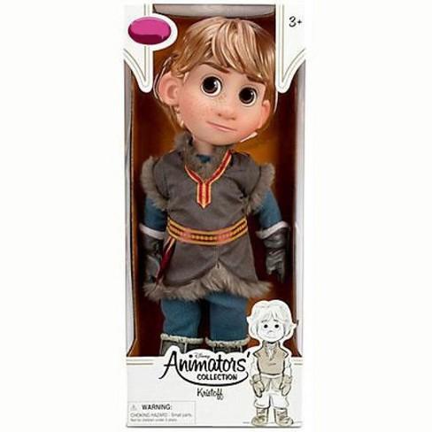 Disney Frozen Animators' Collection Kristoff 16-Inch Doll - image 1 of 1