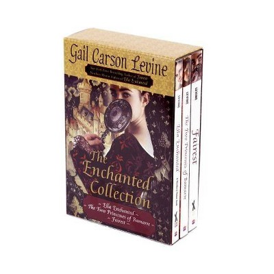 The Enchanted Collection - by  Gail Carson Levine (Paperback)