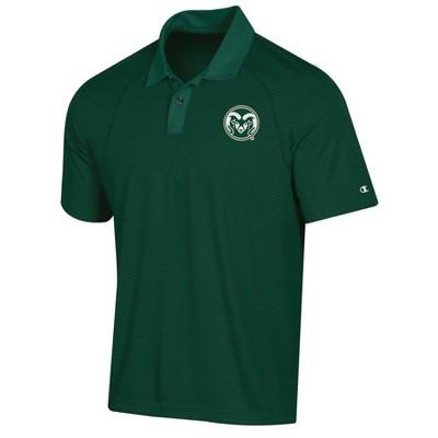 NCAA Colorado State Rams Men's Polo Shirt