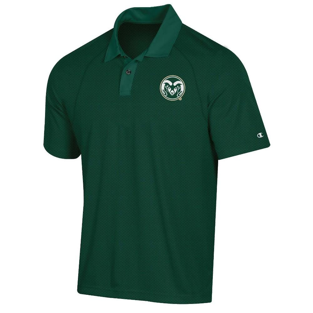 Ncaa Colorado State Rams Men 39 S Polo Shirt Xxl