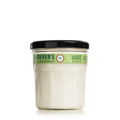 Mrs. Meyer's Clean Day Large Jar Candle - Lowa Pine - 7.2oz