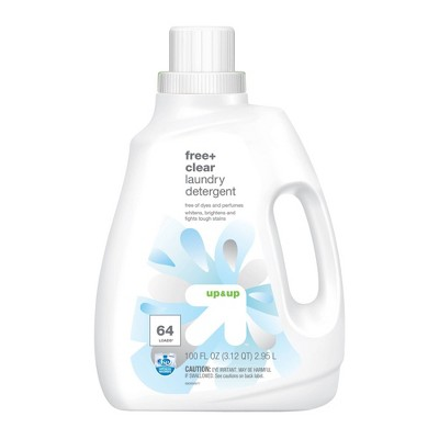 Free Clear HE Liquid Laundry Detergent - up & up™