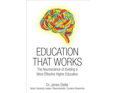 Education That Works : The Neuroscience of Building a More Effective Higher Education (Hardcover) (Dr. - image 1 of 1