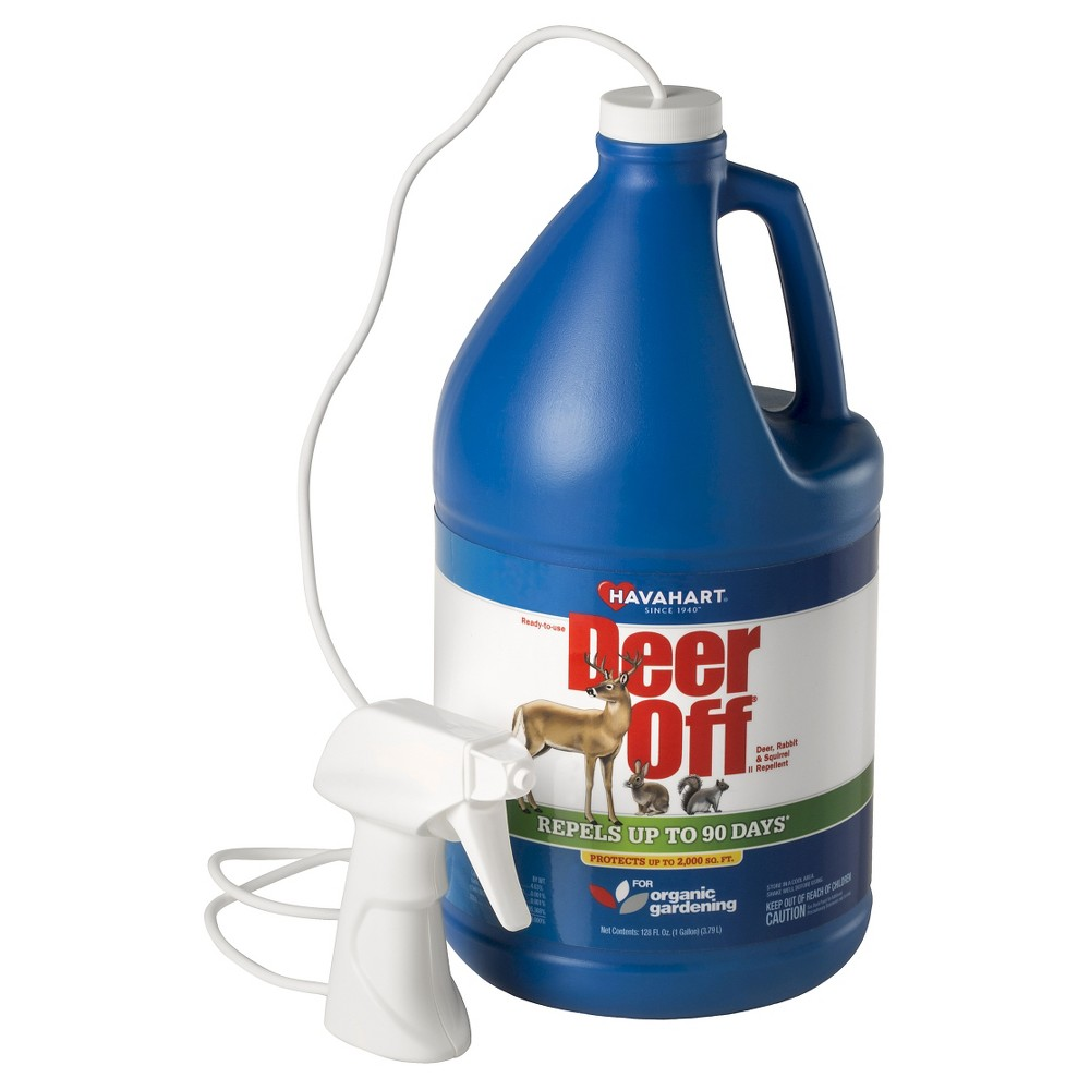 Image of Deer Off II 128 oz. Ready-To-Use Deer Repellent - Havahart