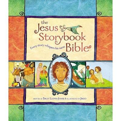 The Jesus Storybook Bible - by Sally Lloyd-Jones (Hardcover)