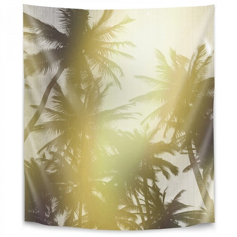 Americanflat Treesin Paradise By Lila Lola Wall Tapestry Target