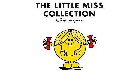 Little Miss Collection : Little Miss Sunshine / Little Miss Bossy / Little Miss Naughty / Little Miss - image 1 of 1