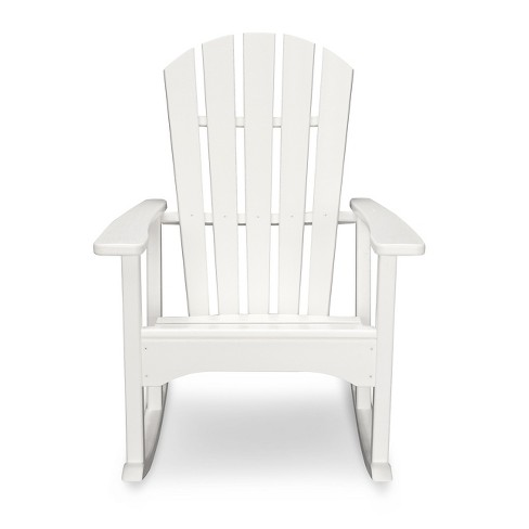 POLYWOOD® St Croix Patio Adirondack Rocker - Exclusively At Target - image 1 of 2