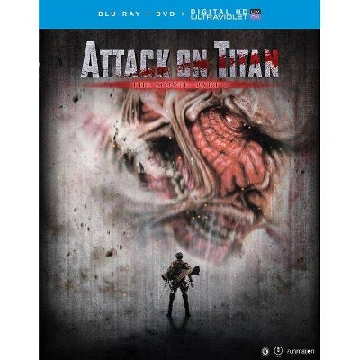 Attack on Titan: Part 1 (Blu-ray)(2016)