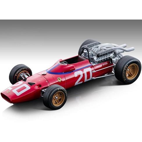 "Ferrari 312F1-67 #20 Chris Amon Fordmula One F1 Monaco GP (1967) ""Mythos Series"" Limited Edition to 115 pieces Worldwide 1/18 Model Car by Tecnomodel - image 1 of 3"