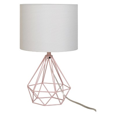 Geo Wire Lamp Pink (Lamp Only)- Project 62™