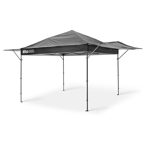 Quik Shade Solo Steel 170 - Black - image 1 of 19