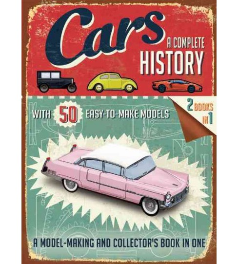 Cars : A Complete History (Paperback) (Simon Heptinstall) - image 1 of 1