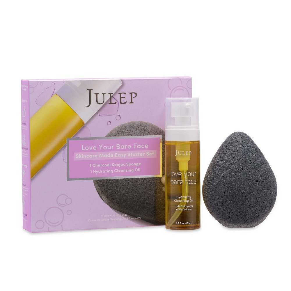 Image of Julep Cleanse and Exfoliate Korean Skincare Made Simple Starter Set - 1.5 fl oz