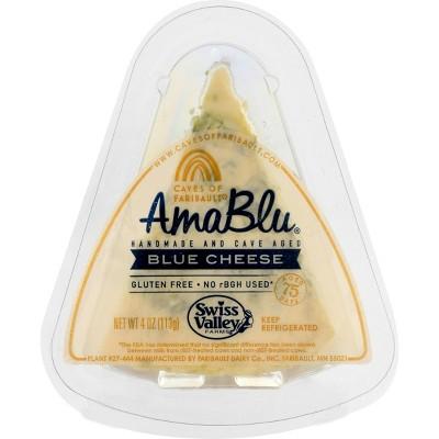 Amablu Blue Cheese Wedge - 4oz