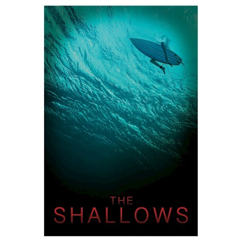 Shallows, The (Blu-ray + Digital) - image 1 of 1