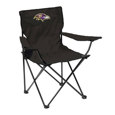 NFL Baltimore Ravens Quad Outdoor Portable Chair