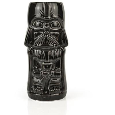 Beeline Creative Geeki Tikis Star Wars Darth Vader Mug   Ceramic Tiki Style Cup   Holds 14 Ounces