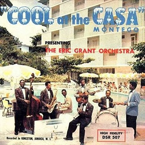 Eric Orchestr Grant - Cool At The Casa Montego (Vinyl) - image 1 of 1