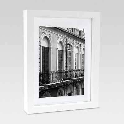 Single Image Frame with Matte 6 x8  White - Project 62™
