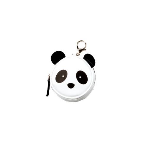 Coin Purse Keychain - Panda - image 1 of 3
