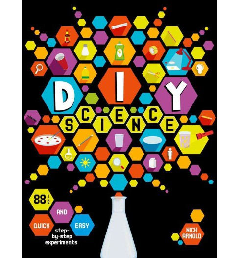 DIY Science (Hardcover) (Nick Arnold) - image 1 of 1