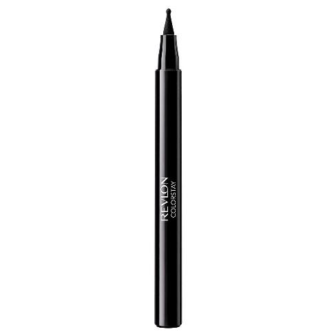 Revlon ColorStay Liquid Eye Pen Ball Point Tip Blackest Black .056oz - image 1 of 4
