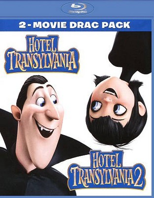 Hotel Transylvania/Hotel Transylvania 2: 2-Movie Drac Pack (Blu-ray)