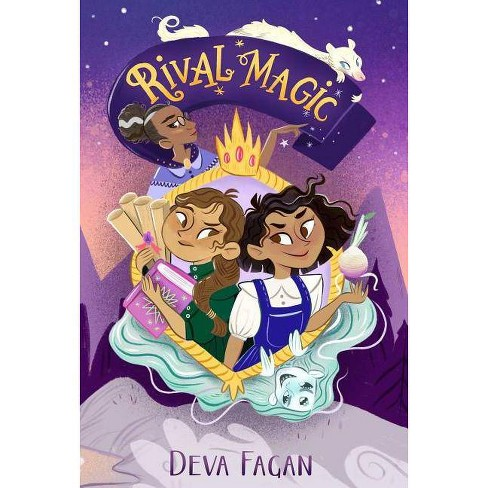 Rival Magic - by  Deva Fagan (Hardcover) - image 1 of 1