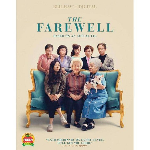 The Farewell (Blu-ray) - image 1 of 1