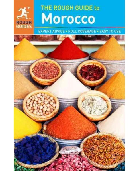 Rough Guide to Morocco (Updated) (Paperback) - image 1 of 1