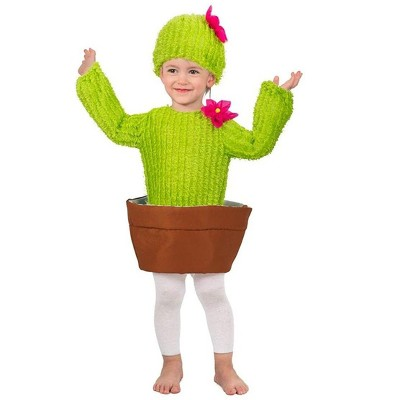 Prickles the Cactus Toddler Costume