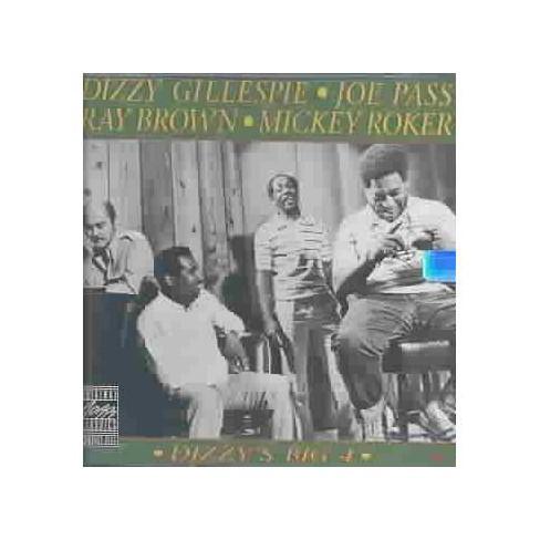 Dizzy Gillespie - Big 4 (CD) - image 1 of 1
