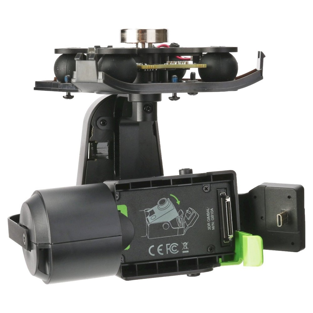 Image of 3DR Drones With Camera Mount (3DR-Solo-WG)