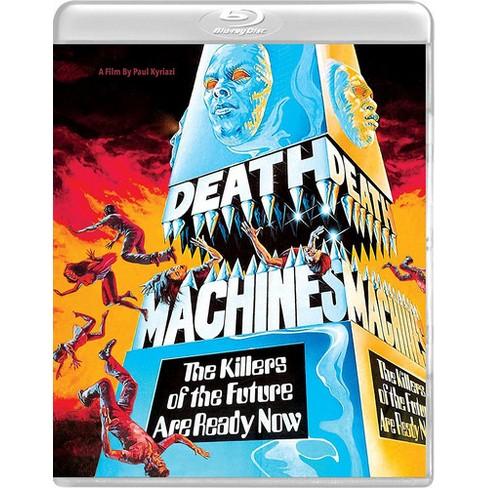 Death Machines (Blu-ray) - image 1 of 1