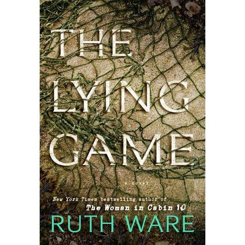 The Lying Game - by  Ruth Ware (Hardcover) - image 1 of 1