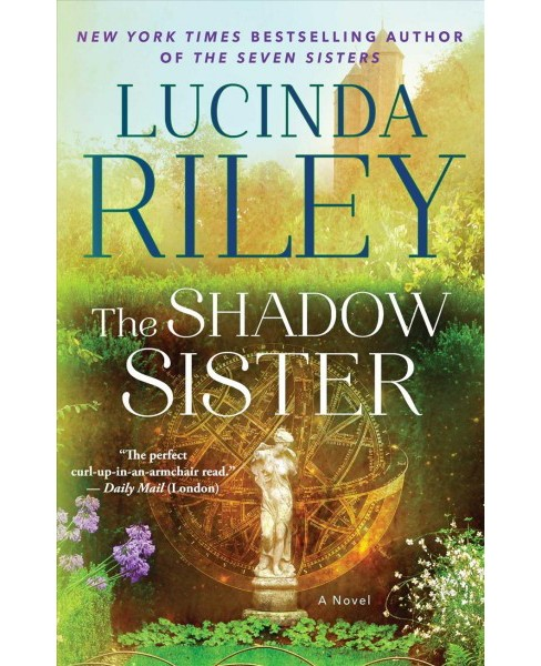 Shadow Sister -  Reprint (Seven Sisters) by Lucinda Riley (Paperback) - image 1 of 1