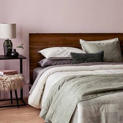 Chenille Lumbar Pillow Green - Project 62™ + Nate Berkus™