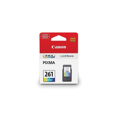 Canon CL-261 Single Ink Cartridge - Tri-Color (3725C005)