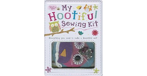 My Hootiful Life Sewing Tin (Mixed media product) by Clare Fennell - image 1 of 1
