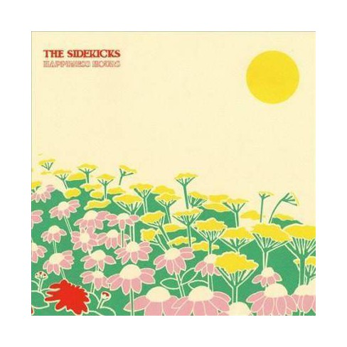 Sidekicks - Happiness Hours (CD) - image 1 of 1
