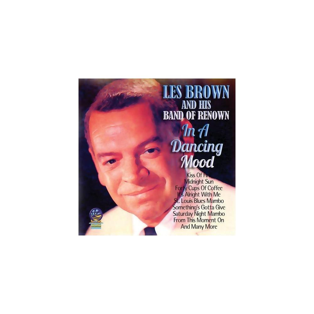 Les Brown - In A Dancing Mood (CD)