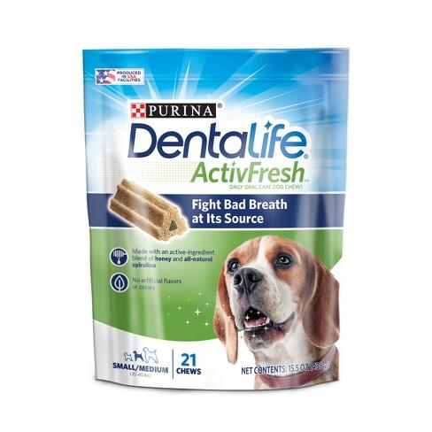 Nestle Purina Dentalife - Small/Medium Dogs - image 1 of 4