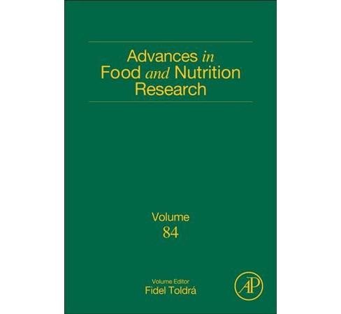 Advances in Food and Nutrition Research -  (Hardcover) - image 1 of 1