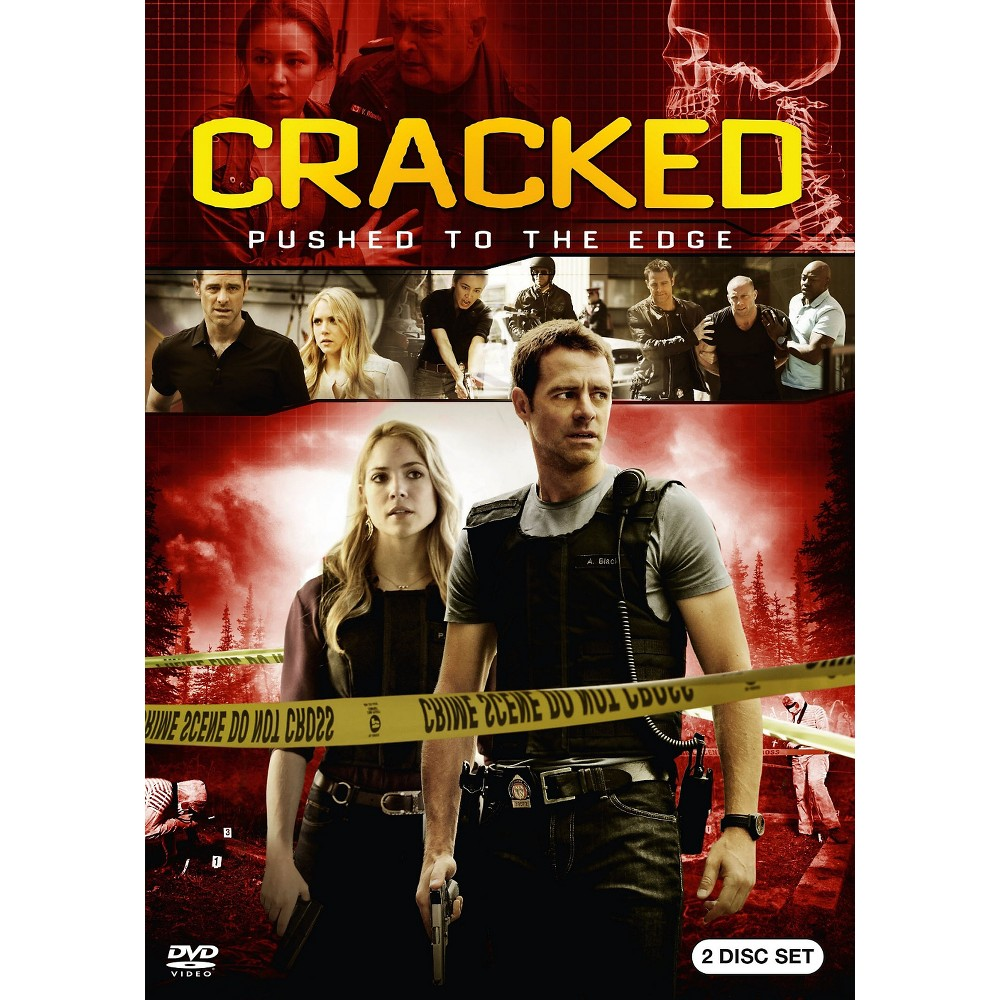 Cracked:Pushed To The Edge (Dvd)